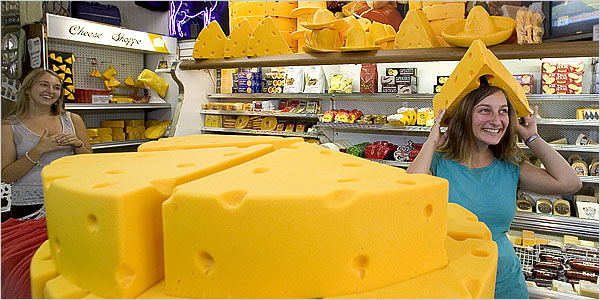 Cheese Production and Biotechnology
