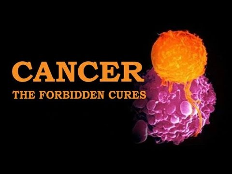 The Forbidden Cures of Cancer Treatment